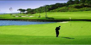 campos de golf en España